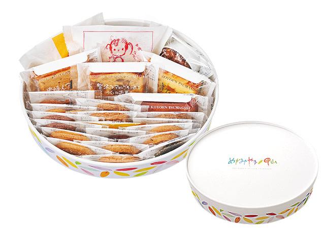 めがみやま・甲山<焼菓子・クッキー詰め合わせ>