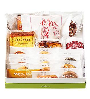 陽<焼菓子・クッキー詰め合せ>
